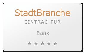 Bank Bewertung & Öffnungszeit