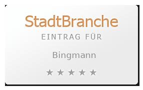 Bingmann Bewertung & Öffnungszeit