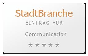 Communication Group Tetrax Kommunikation