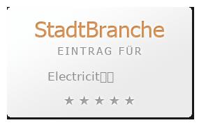 Electricit�� Bewertung & Öffnungszeit