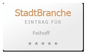 Feihoff Feihoff Homepage Rl