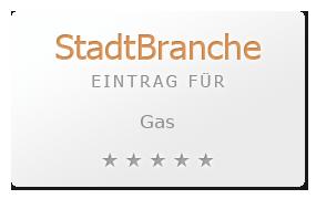 Gas Bewertung & Öffnungszeit