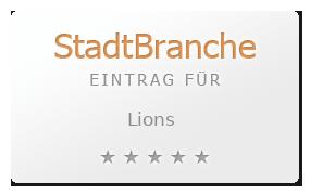 Lions Bewertung & Öffnungszeit
