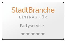 Partyservice Arancini Spezialitäten Sans