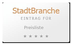 Preisliste Installateur Tgn Niederösterreich