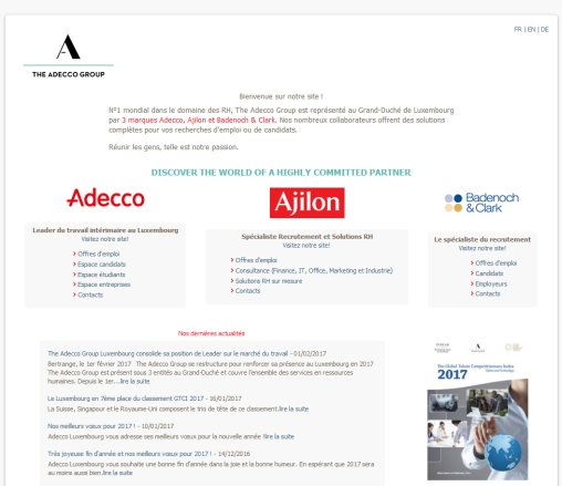 Adecco   the world leader in human resource solutions  Öffnungszeit