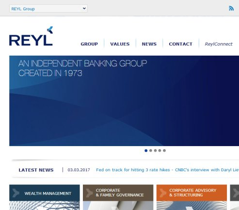 REYL Bank | Wealth Management   Private Office   Corporate Advisory   Asset Management| REYL   An Independent Banking Group Created in 1973  Öffnungszeit